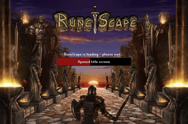 Osrs Runescape Loading Screen Wwwbilderbestecom