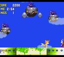 Fake Mecha Sonic
