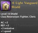+1 Light Vanguard Shield