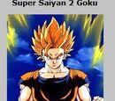 Super Saiyan 2 Goku Card