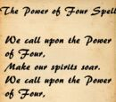The Power of Four Spell