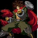 Bang Shishigami (Story Mode Artwork, Pre Battle).png