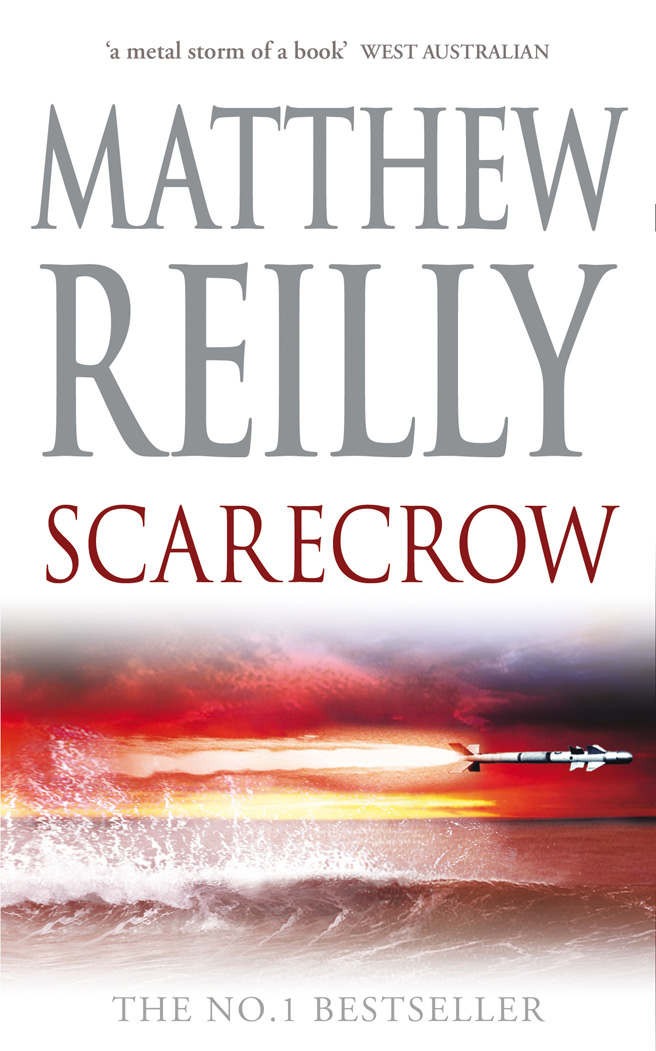 an analysis of matthew reillys book scarecrow An enigmatic marine named shane schofield, call-sign: scarecrow and so schofield is  matthew reilly  user review - empressreece - librarything.