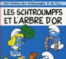 The Smurfs And The Golden Tree