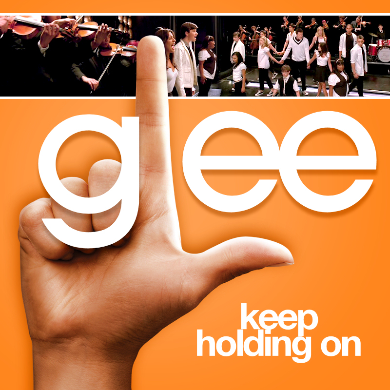 Glee keep holding on puck - glee - keep holding on