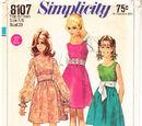 Simplicity 8107