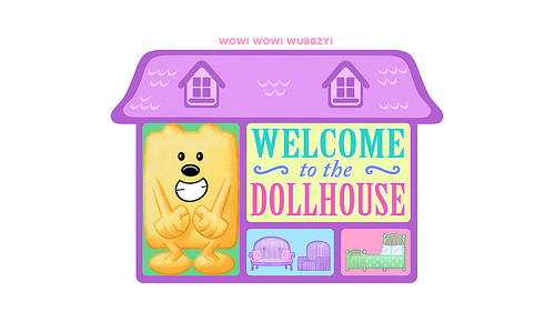 Welcome to the dollhouse wubbzypedia - The dollhouse from fairy tales to reality ...