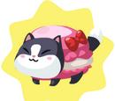 Cushion Kitty Plushie