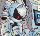 Silver Sonic I