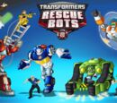 Transformers: Rescue Bots (Serie)