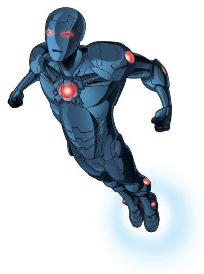 Iron Man Armors Mod Minecraft Mod