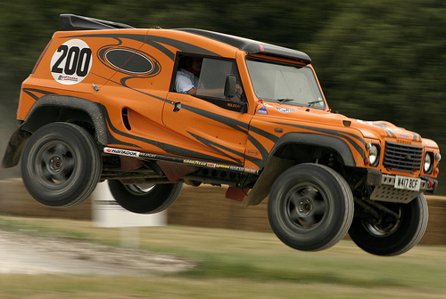 Bowler Wildcat Top Gear Wiki