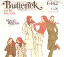 Butterick 6462 A