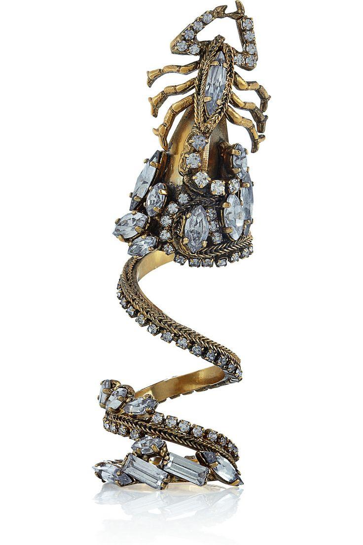 Image - Erickson-beamon-gold-digger-ring-profile.jpg ...