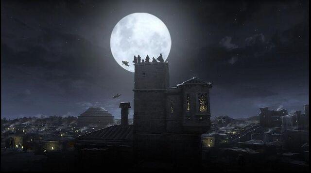 Assassin's creed: Brotherhood down