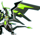 Darkus Iron Dragonoid
