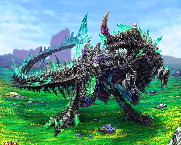 Crystal Dragon - Dragon Handbook Wiki