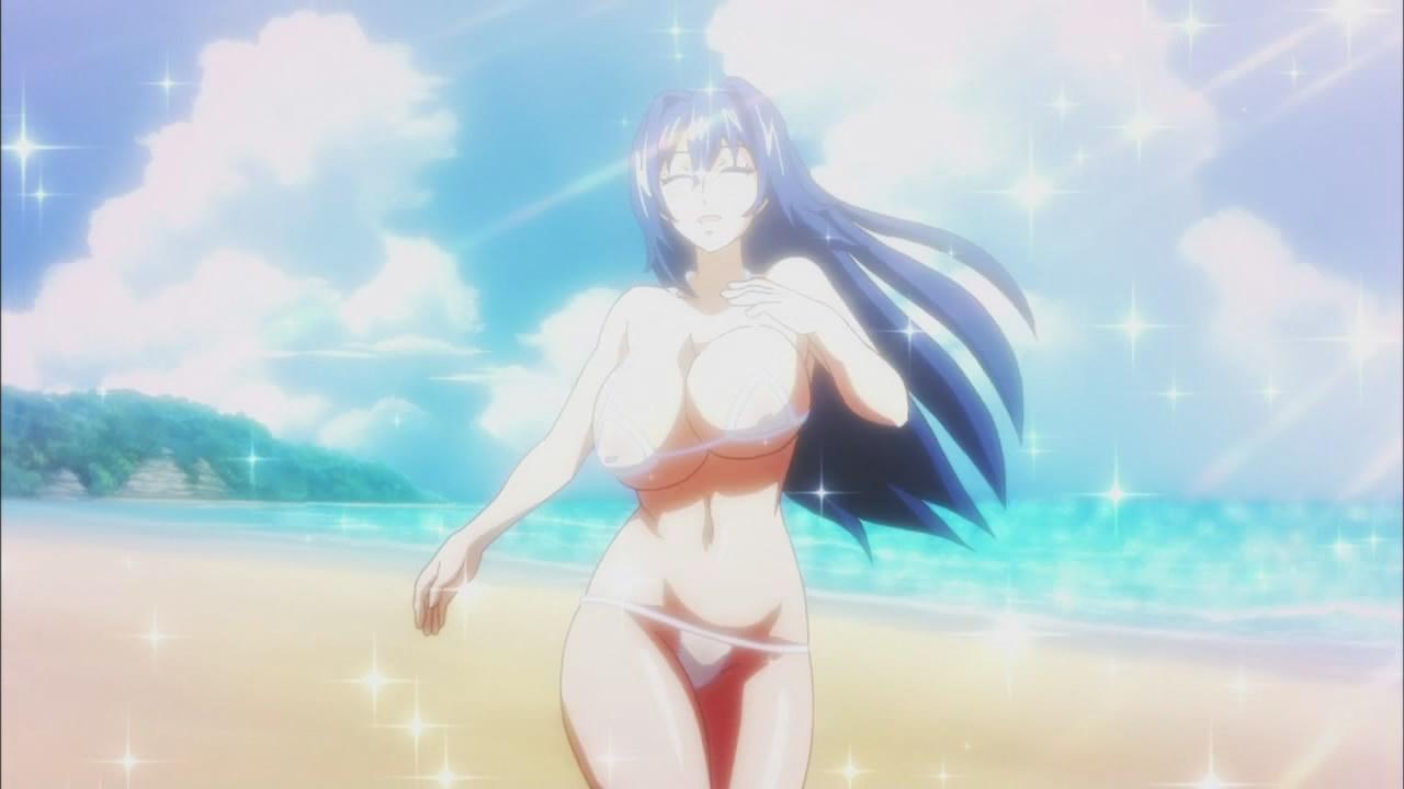 Aki nijou makenki two ecchi anime 2014 - 3 2
