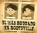 El más buscado en Bootsville