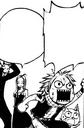 Natsu telling everyone to run.png