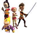 Guerrers de Lyoko