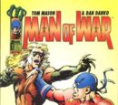 Man of War Vol 1