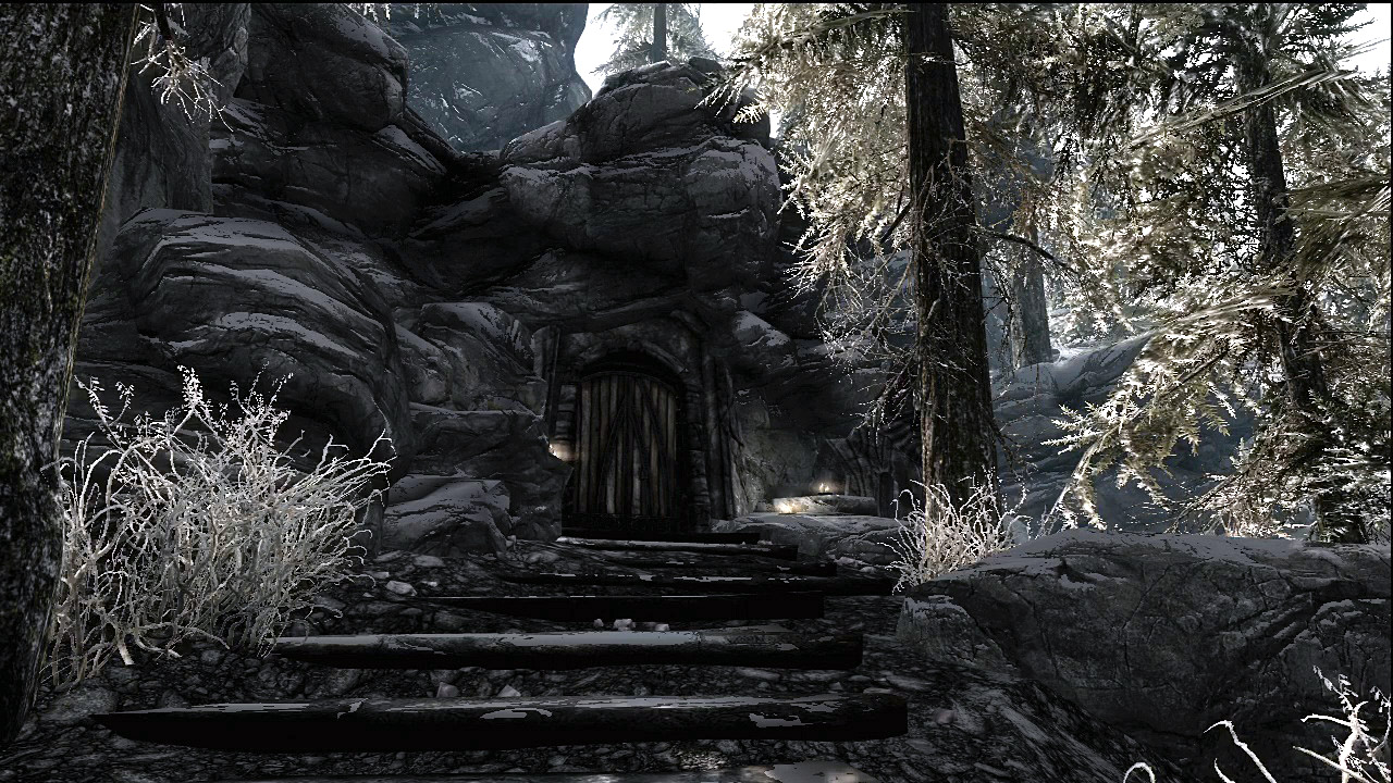 Lost Echo Cave
