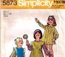 Simplicity 5873 A