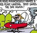 Spaceman Spiff's spaceship