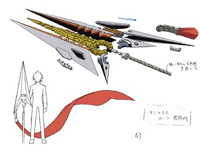Spiral Knights - Spear(s)