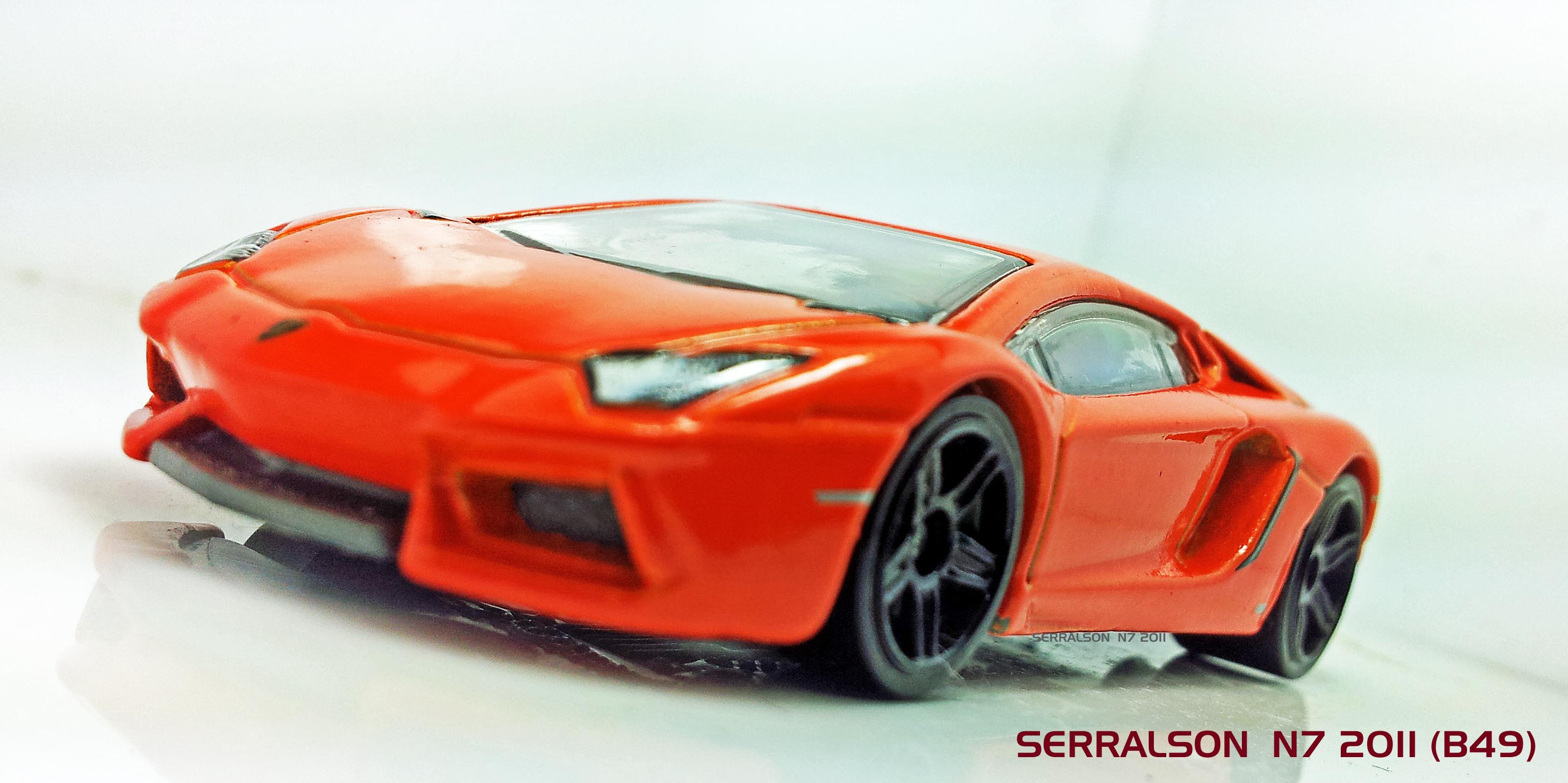 Lamborghini Aventador Hot Wheels Wiki