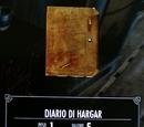 Diario di Hargar