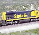 ATSF SF30C