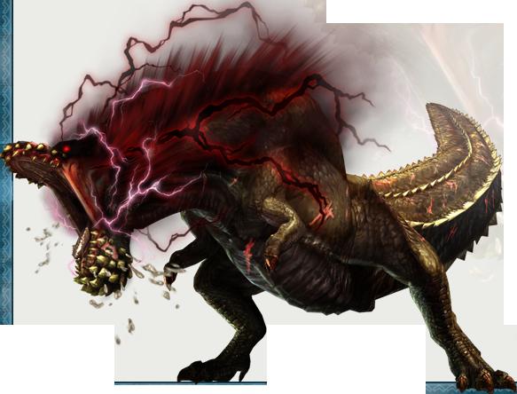 #034 King Rex MH3G-Hungry_Deviljho