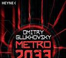 Metro 2033 (Buch)