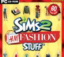 The Sims 2: H&M Muodin Kamasetti