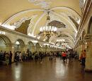 Komsomolskaja-Station