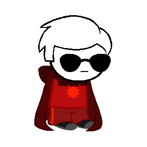 Go Back  gt  Pix For  gt  Homestuck Dave Strider SpriteDave Strider Sprite