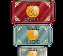 Sahara Casino Chips