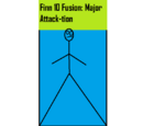 Finn 10 Fusion: Major Attack-tion