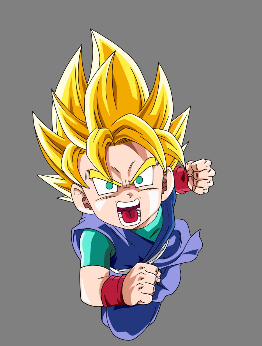 Majin Goku - Dragon Ball Updates Wiki