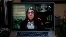 Amy on skype