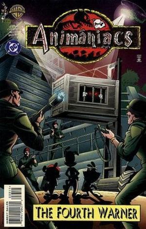 Animaniacs Vol 1 33 - DC Comics Database