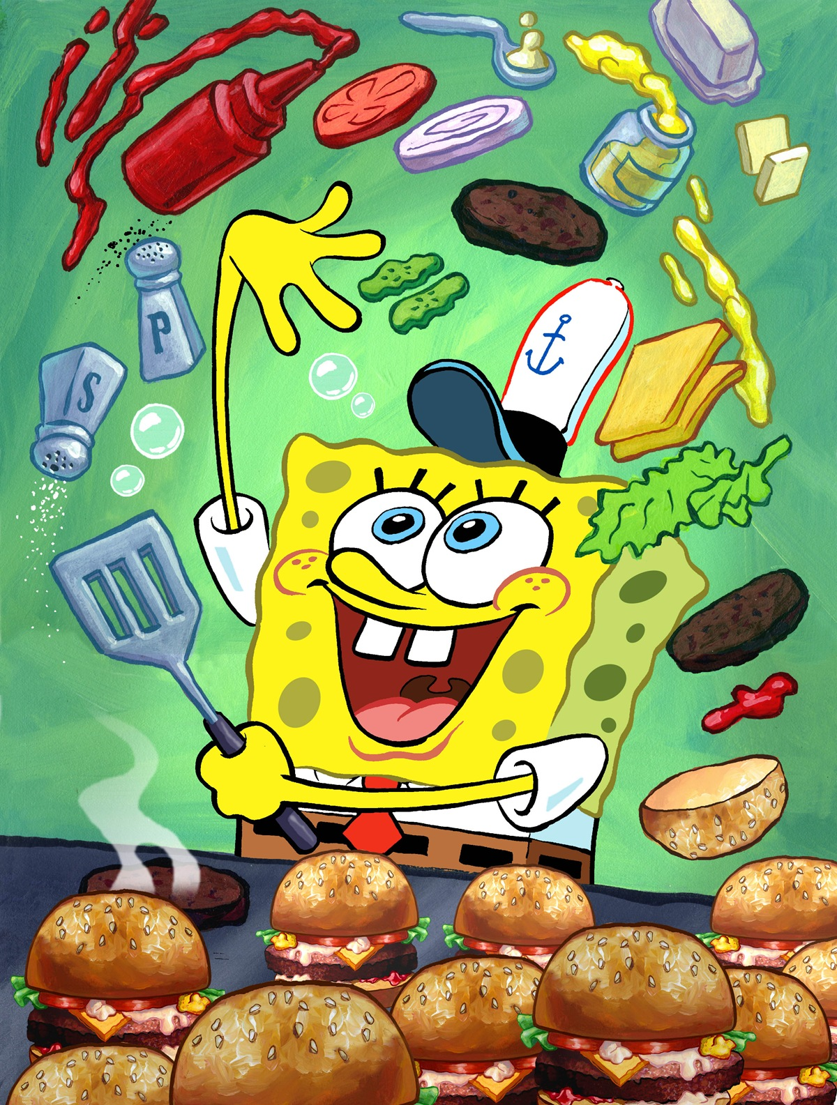 SpongeBob SquarePants - Nicktoons Toons Wars Wiki