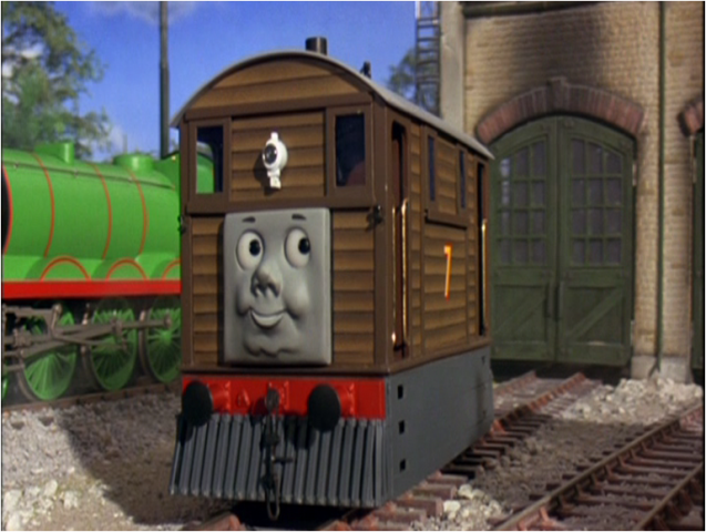 Image - Toby.png - Thomas and friends Wiki
