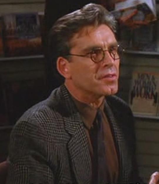 """Marty Rackham as Jake Jarmel in """"The Scofflaw""""."""