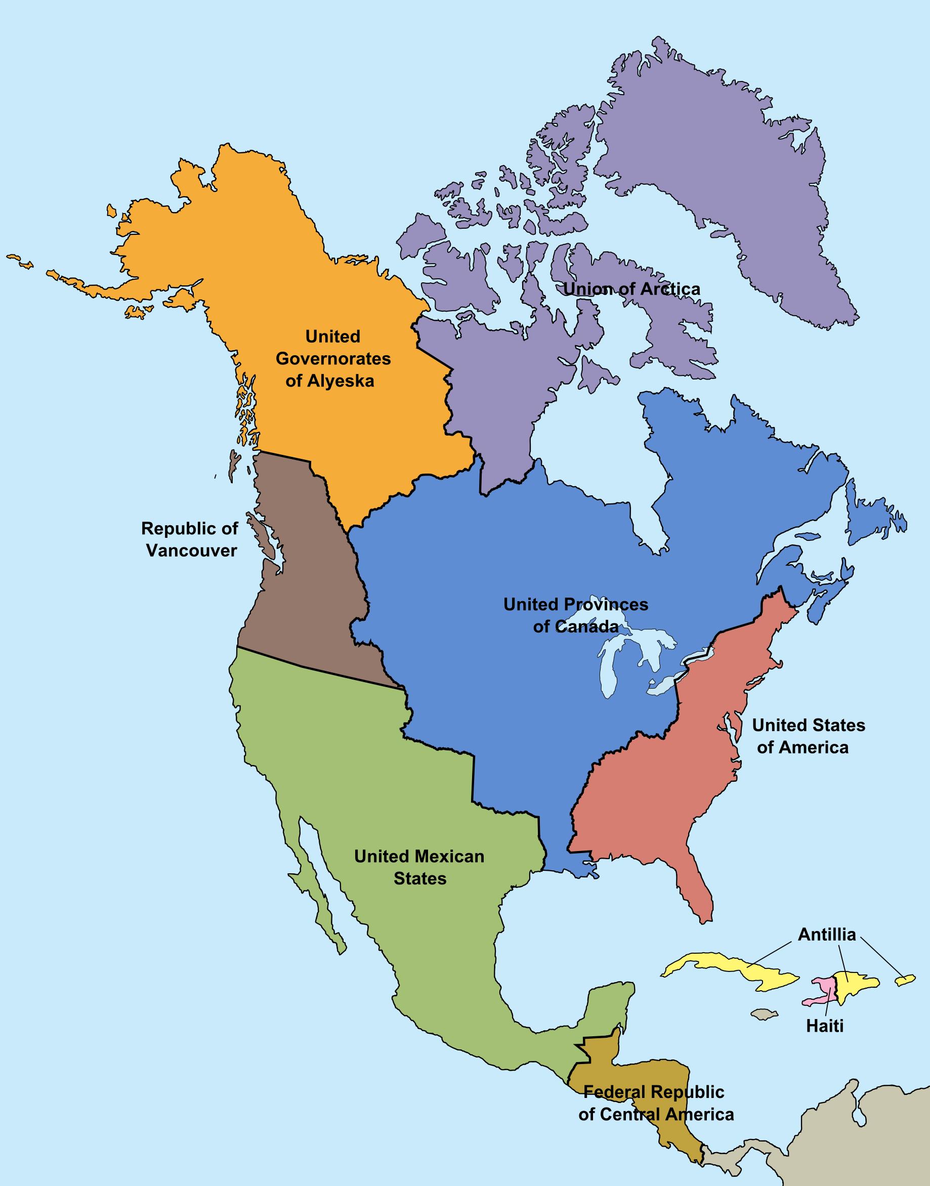 North America News