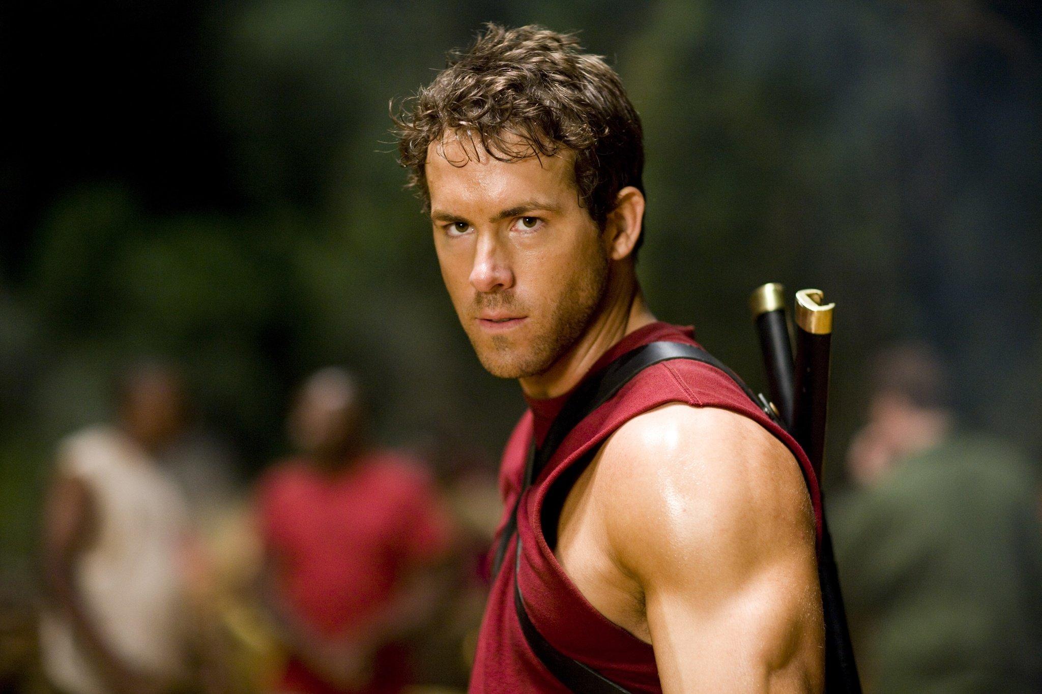Amazoncom Deadpool Bluray Ryan Reynolds TJ Miller