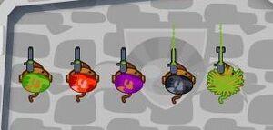 Bloons tower defense5 sniper monkey sniper monkey