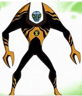 Lodestar in alien force and ultimate alien